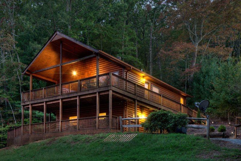 Mountain Oasis Cabin Rentals | North GA Vacations