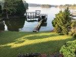 Sunset in Paradise: Lakefront quiet cove on main channel. HOT TUB 6 Bedrooms/5Bath, 5 Master Suites and bunk room. Incredible views, Private Dock.