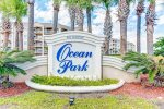Sought after Ocean Park complex on Amelia Island