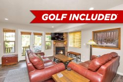 Beautiful Moose Hollow Three Bedroom Condo -  Includes FREE GOLF and Gym Access