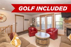Moose Hollow 1411-End Unit Wolf Creek 3 Bedroom with Mountain Views!