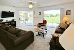 105 Commons I Two Bedroom Brunswick Plantation Golf View Condo