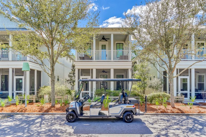 80 East Royal Fern Way Sanders Beach Rentals 30 A Watercolor