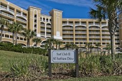 SURF CLUB II #403 - 4TH FLOOR CONDO WITH GREAT VIEW OF THE OCEAN!