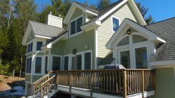Luxury 4 Bedroom Private Home in the White Mountains of New Hampshire