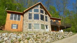 Private Waterville Estates 6 Bedroom Luxury Vacation Home in NH