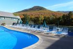 Enjoy the two outdoor pools at your Village of Loon vacation rental