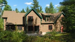 Luxury Owl`s Nest Private Home sleeping 10 in the White Mountains of New Hampshire