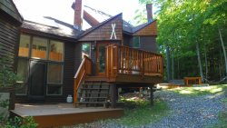 4 Bedroom Slopeside Condo on Loon Mountain