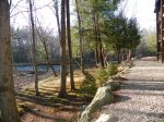 Enjoy the river views from the deck of this Deer Park Vacation Rental