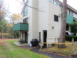 Walk to the Town Square at this Pet Friendly Waterville Valley Vacation Condo!