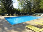 Pool close by at Waterville Estates Recreation Center