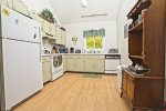 Fully Equipped Kitchen in Waterville Estates Vacation Condo