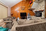 Waterville Estates Master Bedroom on First Floor