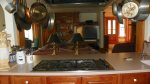 Fully Equipped Kitchen at Waterville Valley Home