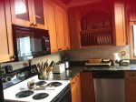 Clearbrook Town Home Kitchen With Mountain Views