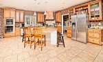 Open Concept with large kitchen in Waterville Valley Vacation Home