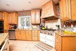 Fully Equipped Kitchen at Luxury Waterville Valley Vacation Home