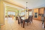Dining area in Waterville Valley Vacation Home