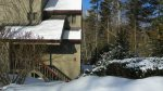 Winter in Mountain Brook Vacation Condo at Waterville Valley Resort