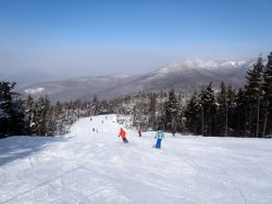 Spend New Years in the White Mountains of New Hampshire!
