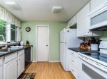 Fully Equipped Kitchen in Waterville Estates Private vacation home