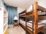 All Mountain Rentals Twin Bunks in Waterville Estates