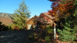 Luxury Waterville Valley Vacation Home with Incredible Mountain Views and Privacy