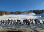Beautiful Loon Mountain with 370 acres to ski