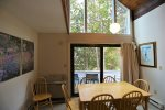 Sunnyside Condo Master Bedroom with King Bed in Waterville Valley Resort