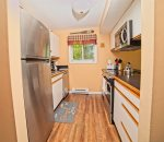 Fully Equipped Kitchen in Waterville Estates Vacation Rental