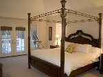 Master Bedroom with Private Bath & Whirlpool Tub, Loon Mountain, Lincoln, NH