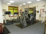 Gym at Forest Ridge Rec center