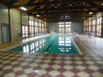 Shared indoor Pool at Forest Ridge Rec center