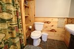 Lower Level Bedroom in your vacation home near Waterville Valley in NH