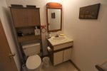 Large Sectional in Waterville Estates Vacation Rental