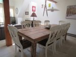Updated Dining room area in Waterville Valley Vacation Home