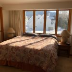 King size Master Bedroom in Waterville Valley Vacation Rental