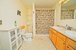 Second Full Bathroom in Waterville Estates Vacation Home