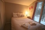 Lower Level Bedroom with 4 Twin Beds in Waterville Estates Vacation Rental