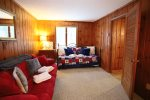 Master Bedroom with Queen bed in waterville Estates Vacation Home