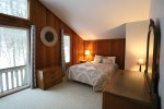 Third Bedroom with Queen Bed in Waterville Estates Vacation Rental