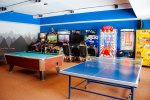 Breakfast Bar and Kitchen at Pollard Brook REsort