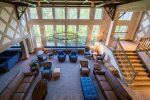 Shared Lobby in Golden Eagle Lodge at Waterville Valley