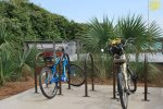 Bike Parking Located at the Beach Access just 1/2 mile away