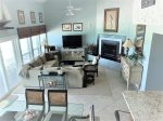 Welcome to Family Tides - new TV and stand Beachfront - Sleeps 10