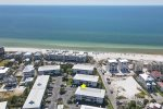 Aerial View of Beachside Villas - Quiet complex, conveniently located