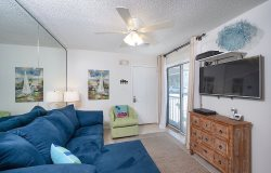 Affordable Ground Floor Condo - Steps from the Beach Access - Conveniently Located!