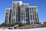 Popular One Seagrove Place - view from the beach