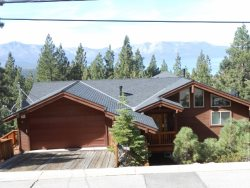 4027C-Huge Mountain Home with Lake Views;;  Heavenly, Casinos and Heavenly Village Nearby
